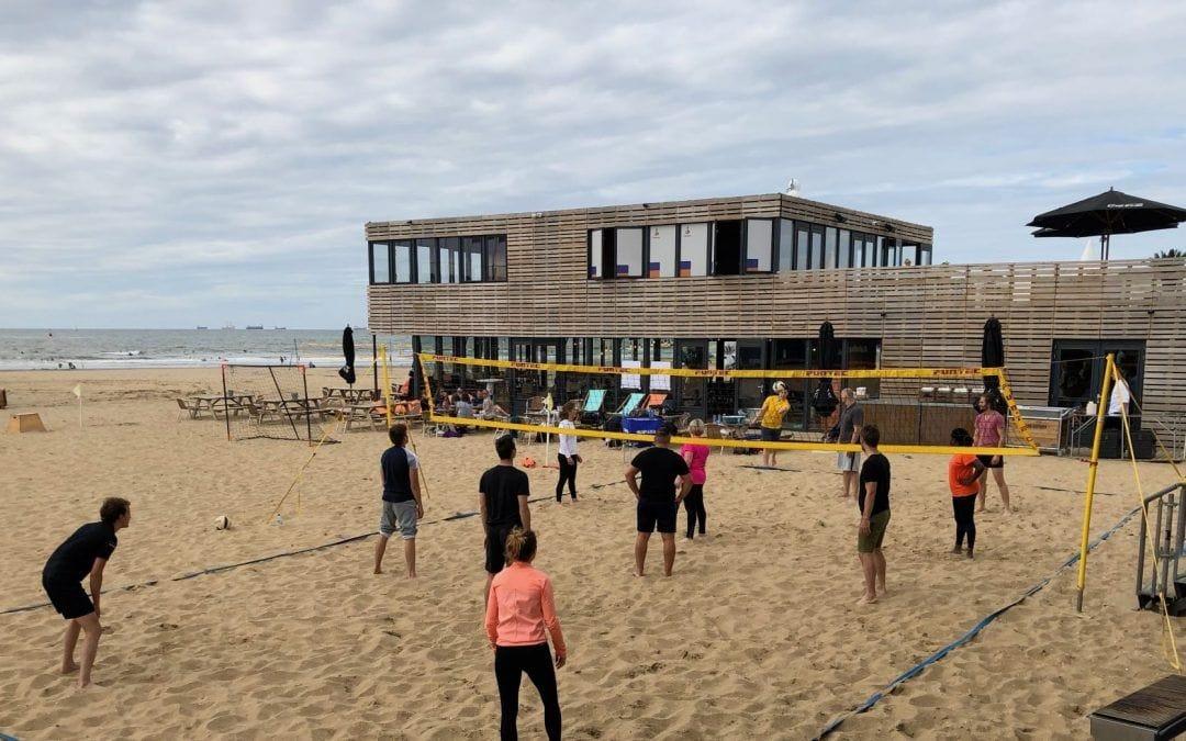 Marlink Beach Day 9 juli @The Hague Beach Stadium